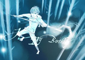 Happy Birthday-JACKFROST Wish by hayamiyuu