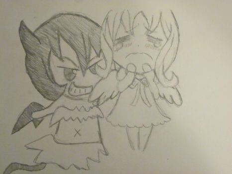 Il and El by Mangareader00