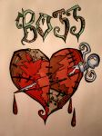 BOSS Tattoo Design by syrupMime789