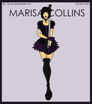 Commission - Marisa Collins by Femmes-Fatales