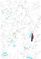 sketch dump XI by Xeerah
