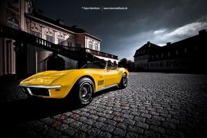 69corvetteyellow by AmericanMuscle