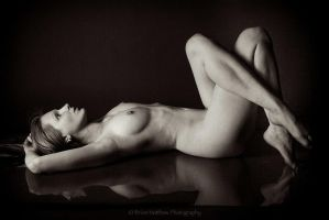 Daydreaming - Art Nude by BrianMPhotography