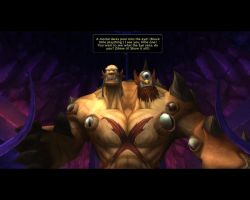 Cho'gall see's all. by TribeofTrolls