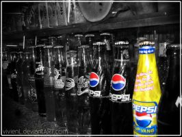 Raving Pepsi. by vivienL