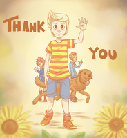 Mother 3 by Tundris