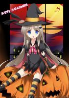 Noumi_ HAPPY HALLOWEEN by KahoOkashii