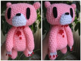 Gloomy Bear by stare-at-you