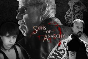 Sons of Anarchy Fanfiction Cover 2 by Kimi-Clark