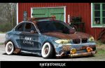 BMW 1 Coupe by DJ-Hyde