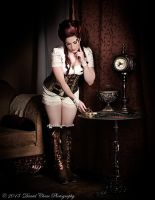 Steampunk 3 by Luxxurious