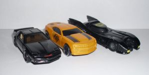 Mini Die-Cast Cars by CyberDrone