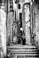 On the street of Bethlehem by risbo