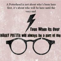 Potterhead by moonrays64