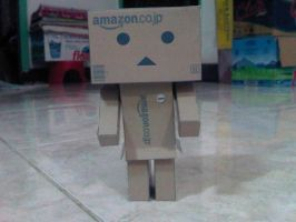 danbo paperrcaft by margarethere