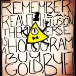 Bill Cipher by TheRealTDAGeena