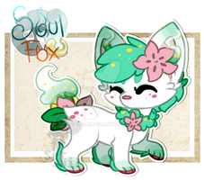 (Closed) Flowers SoulFox Auction! by SetSaiI