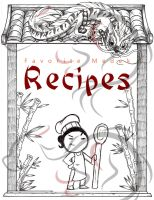 2012 Cookbook - Cover by Xaolin26