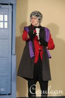 Doctor Who Photoshoot: The Third Doctor by StrangeStuffStudios