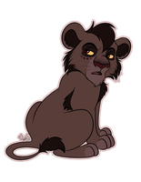 Nukta chibi for Kohu by Miss-Melis