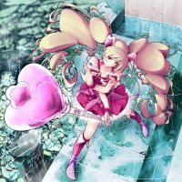.:Cure Peach:. by LegendaryPrecure