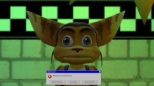 Ratchet.exe has stopped working by kinginbros2011