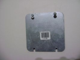 metal plate by scarystock