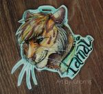 Famai badge by Grion