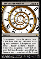 Time Travel Paradox by tuanews