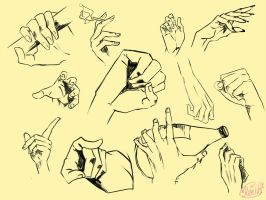 hands by ReniAry