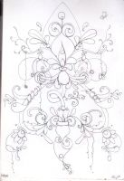 totem uncolored by funkypam
