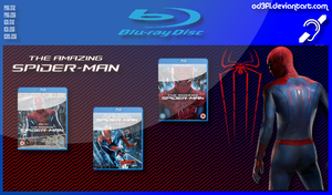 Bluray - 2012 - The Amazing Spider-Man by od3f1
