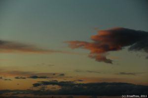 Sunset in Ireland by DroePhos