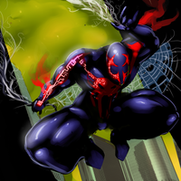 Spiderman Beyond by daremaker