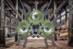 Real Life Shiny Magneton by SilverBuller