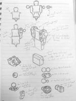 Kreon Upgrade parts - sketches by wulongti