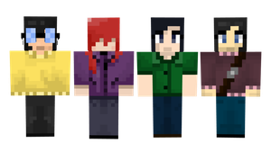 Some Swag Skins by FabledHeights