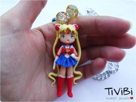 Sailor Moon Crystal tribute by tivibi