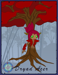Creature Index - Dryad by Dragon-FangX