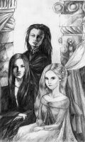 HP-The Black Sisters by lightpoint