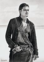 Will Turner by trickyvicky1978