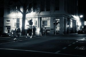 Crossing the road v2 by litecreations