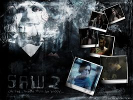SAW II wallpaper - OLD by DarkHunter666