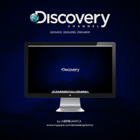 Wallpaper Discovery Channel by redsoul90