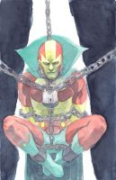Mister-Miracle by JorgeSantiagoJr