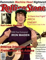 Rolling Stone Cover by Nex-Requiem