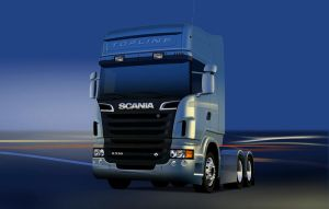 Scania R by embeembe