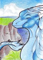 ACEO Samantha by Ellie-theAzurea