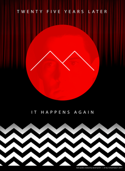 Twin Peaks by catchuptheduck