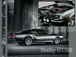 Shelby GT500 by Cufla